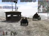 Battlefield 1942: Secret Weapons of WWII Windows From the top of the mountain, the German troops control the battlefield