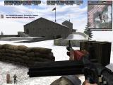 Battlefield 1942: Secret Weapons of WWII Windows German base on top of the hill