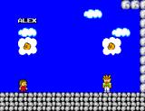 Alex Kidd in Miracle World SEGA Master System Playing Janken with Parplin. Now that I have the telepathy ball, I can read his mind