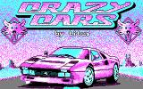 Crazy Cars DOS Title Screen