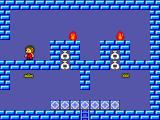 Alex Kidd in Miracle World SEGA Master System Alex inside the Radactian Palace