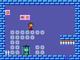 Alex Kidd in Miracle World SEGA Master System Alex sees his brother Egle imprisoned here