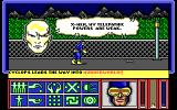 X-Men DOS Game start
