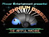 Millennium Digger: The Artful Machine Windows Game Title