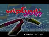 WipEout XL Macintosh Title screen