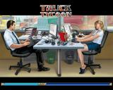 Freight Tycoon Inc. Windows Loading screen. Look at those lovely employees and the tension in their eye contact!