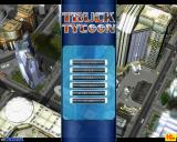 Freight Tycoon Inc. Windows The main menu.