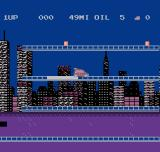 City Connection NES In Game #1
