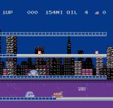 City Connection NES In Game #2