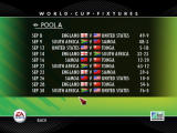 Rugby 08 Windows World Cup Fixtures