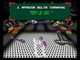Hi-Octane SEGA Saturn Track Selection