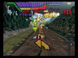 Hi-Octane SEGA Saturn Destroying your opponents is a major part of the game.