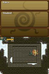 Black Sigil: Blade of the Exiled Nintendo DS Almost immediately the player is introduced to the battle system in this super-easy-to-win encounter.