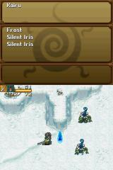 Black Sigil: Blade of the Exiled Nintendo DS A random encounter on the overworld.