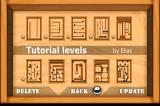 Wooden Labyrinth 3D iPhone Select levels within the pack