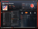 FIFA Manager 08 Windows Player details of the player