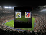 FIFA Manager 08 Windows Match starting on Estadio Bernabeu