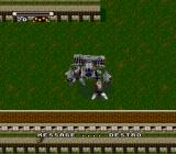 BattleTech: A Game of Armored Combat SNES Starting location