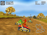"Crazy Chicken: Kart 2 Windows ""Moorhuhn X"" track"
