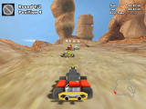 "Crazy Chicken: Kart 2 Windows ""The mine"", another track from the second championship"