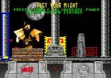 Mortal Kombat Genesis Test your might!
