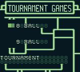 Championship Pool Game Boy I selected to play a tournament. Do I want to play 8-ball or 9-ball.