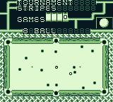 Championship Pool Game Boy I need to aim.