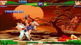 Street Fighter Alpha 3 MAX PSP Maki vs Ryu, Ken -- reverse dramatic battle (1 vs 2)