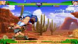 Street Fighter Alpha 3 MAX PSP Karin vs T. Hawk
