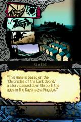 The Dark Spire Nintendo DS The game is essentially a <i>Bard's Tale</i> throwback in all but the name.
