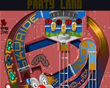Pinball Fantasies Amiga Party Land.