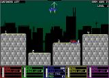 Air Taxi Amiga An exit opens up when a level is finished.