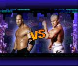 WCW Backstage Assault PlayStation Goldberg vs Max Steiner