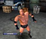 WCW Backstage Assault PlayStation Goldberg in all of his low-polygonal glory!