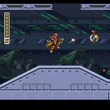 Mega Man X3 PlayStation In this game, you also have the opportunity to play as Zero occasionally.