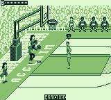 College Slam Game Boy Ready for the throw in.