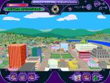 The Simpsons: Virtual Springfield Windows The Town of Springfield