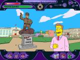 The Simpsons: Virtual Springfield Windows Town Spokesman Troy McClure