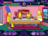The Simpsons: Virtual Springfield Windows Dinner With The Simpsons