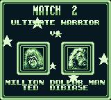 WWF Superstars Game Boy Match two of four