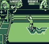 WWF Superstars Game Boy It is possible to throw the opponent out of the ring