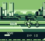 Crash 'N the Boys: Street Challenge Game Boy Other methods in crossing: unicycle