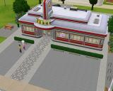 The Sims 3 Windows The diner! Go here to pursue a career in cooking ... or just to have a feast.