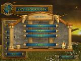 Sky Kingdoms Windows Difficulty selection