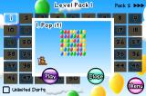 Bloons iPhone Level selection