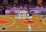 NBA Jam Genesis About the only actual rule that is kept in this game :/