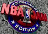 NBA Jam Tournament Edition Genesis Title