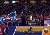 NBA Jam Tournament Edition Genesis The law of gravity doesn't seem to work in this game :)