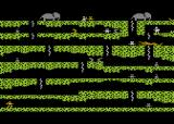 Floyd of the Jungle Atari 8-bit Start of the level 1 as 1 player