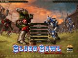 Blood Bowl (Collector's Edition) Windows The Collector's Edition features a special main menu.